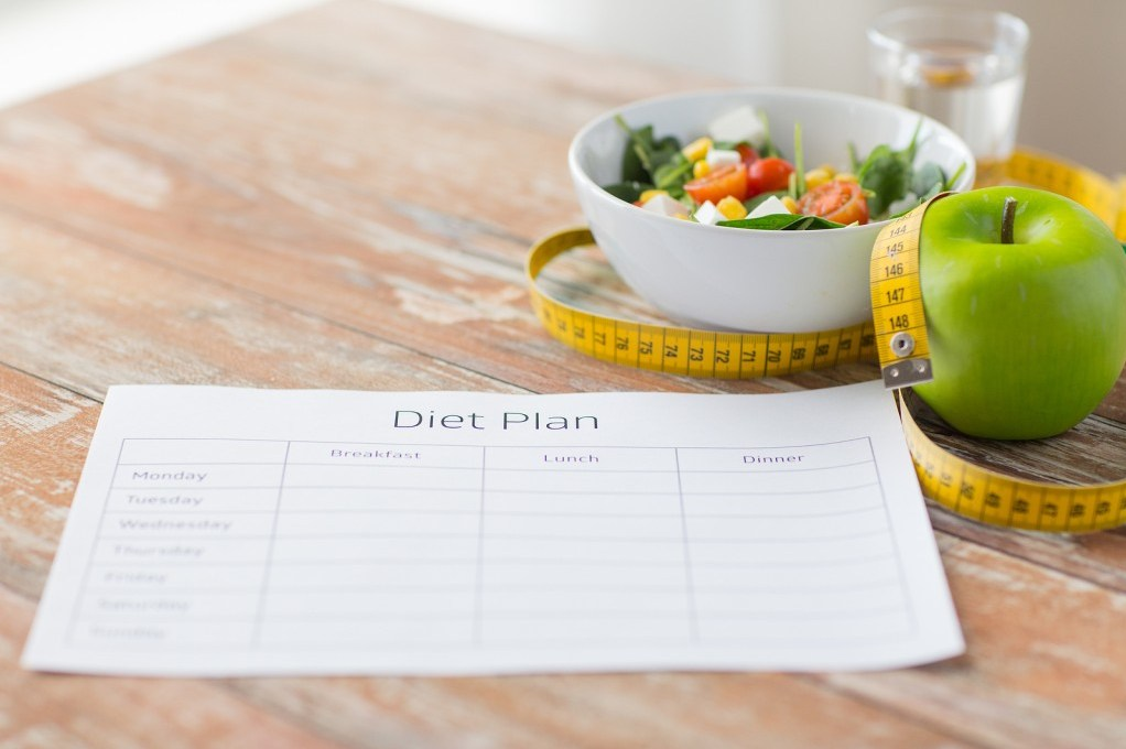 план диета