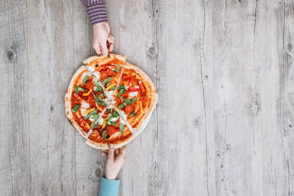пица, Лоши Хранителни Навика