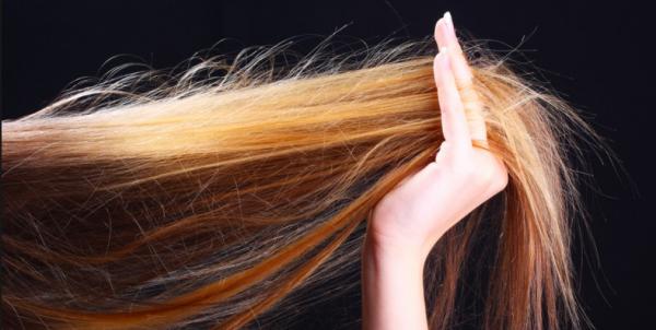 разресване на коса, грижа за косата