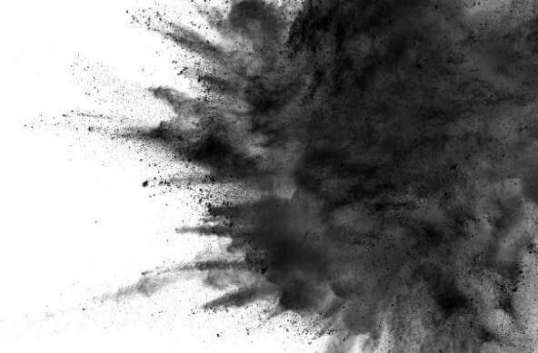 активен въглен на прах