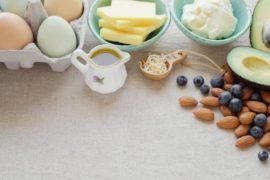 кето диета, кетогенен режим, храни