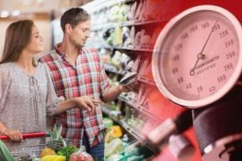 dash dieta, кръвно налягане, хипертония