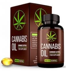 Cannabis oil капсули, България
