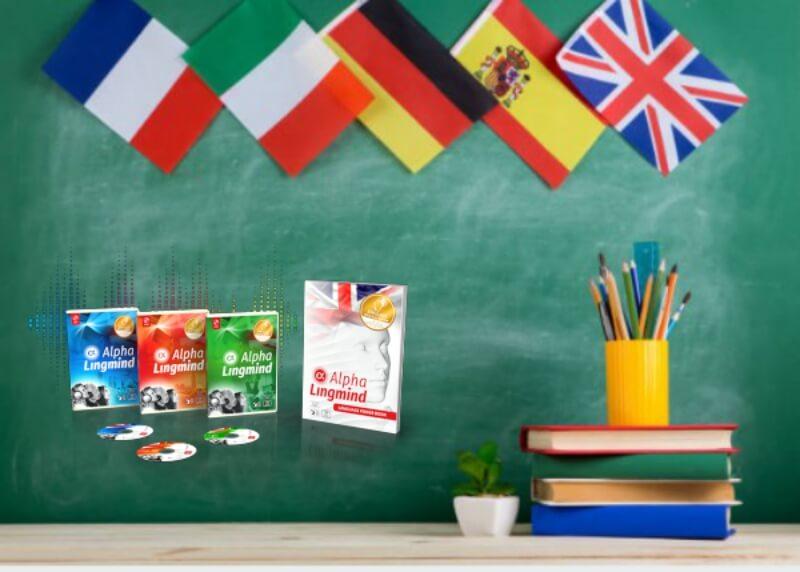 alpha lingmind, система, учене на език