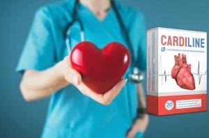 cardiline аптека, капсули за кръвно налягане