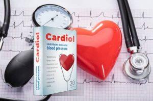 капсули кардиол, сърце, хипертония