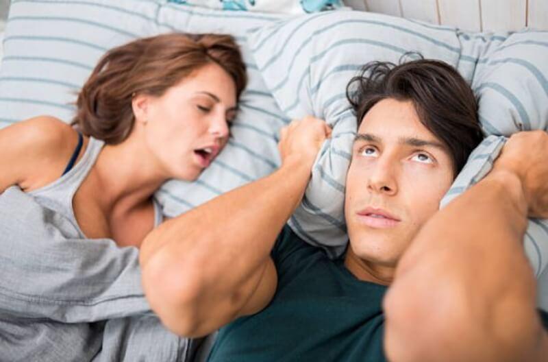 двойка, хъркане, как да спрем хъркането