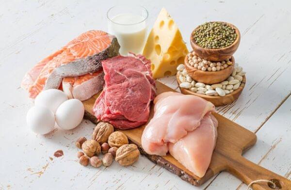 мазнини, протеини