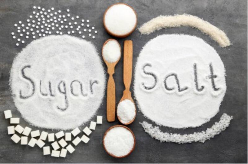 сол, захар