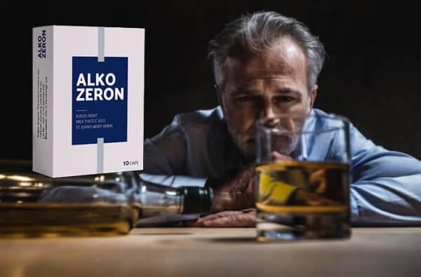 алкохол, капсули alkozeron