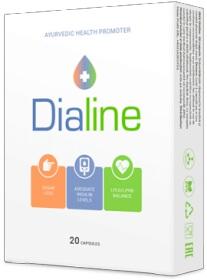DiaLine 20 капсули България
