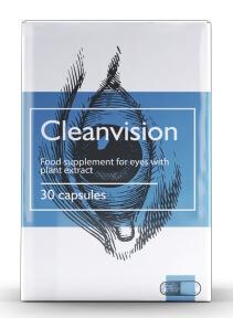 Cleanvision 30 Капсули за Очи България