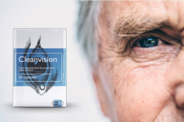 капсули за очи, употреба