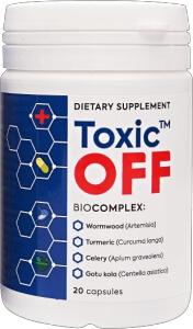Toxic Off Biocomplex Капсули България