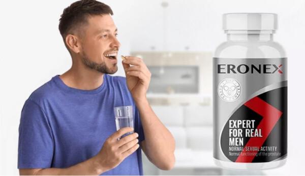 Eronex , капсули за либидо и ерекция