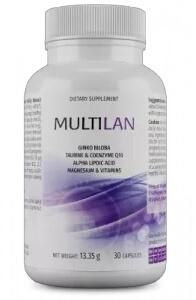 Преглед на капсули Multilan