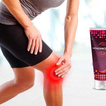HondroCream – Verabschiede dich von deinen dauerhaften Gelenk- und Rückenschmerzen!