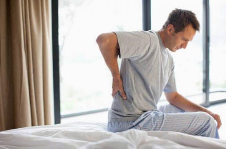 ¿Cómo deshacerse del dolor de articulaciones, columna y espalda?