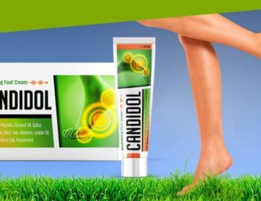 candidol crème pieds opinions commentaires