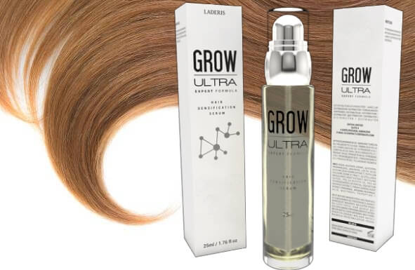 Grow ultra serum, capelli