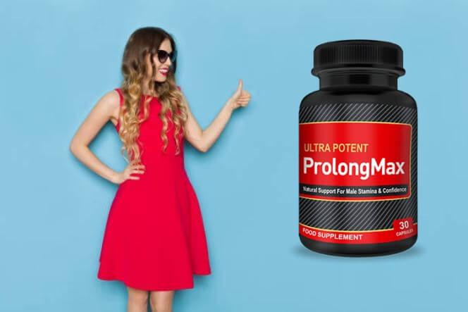 prolongmax, ragazza soddisfatta