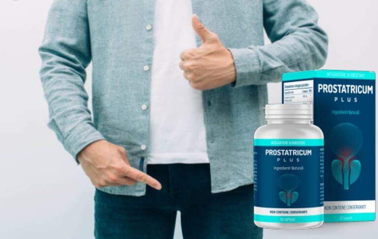 Prostatricum Plus Opinioni, libido, sesso, prostata