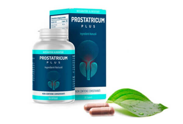 ingredienti, capsule, prostata