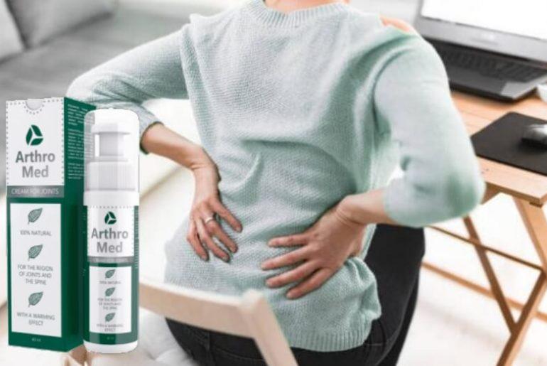 crema arthromed, crampi, mal di schiena