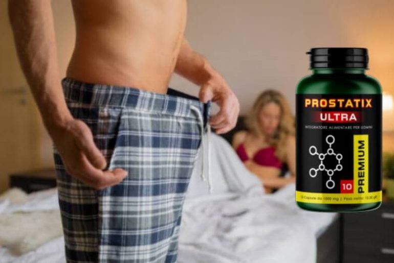 prostatix ultra italia capsule