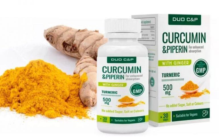 Duo C&P Curcumin & Piperin capsule recensioni Italia prezzo