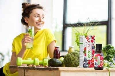 EcoSlim, healthy food