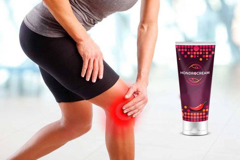 HondroCream, knee-pain