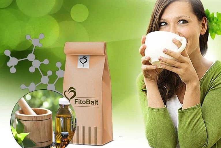 FitoBalt, tea, woman