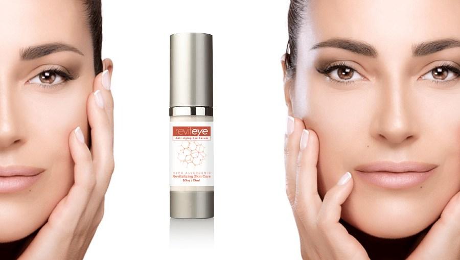 Woman's face skin