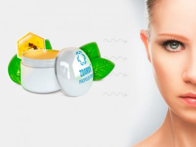 Zdorov Propolis Cream anti-aging