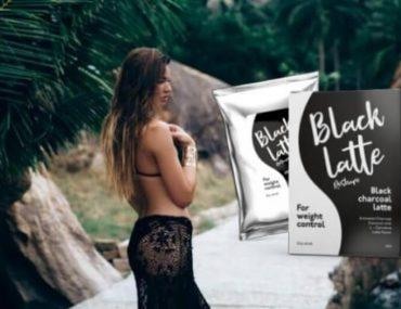 black latte, girl