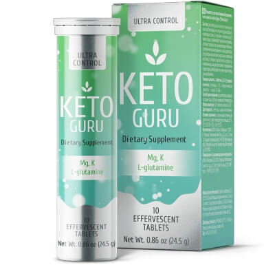 Keto Guru effervescent Tablets weight loss India
