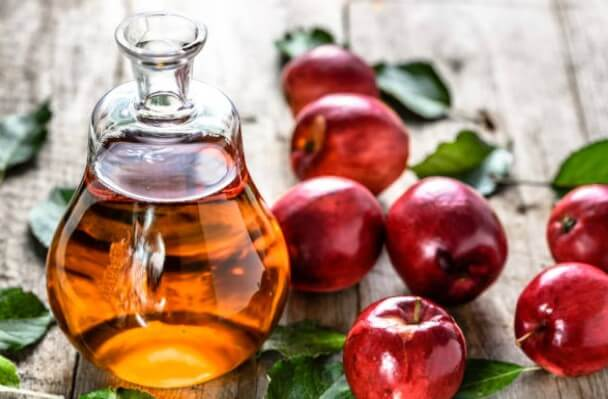 apple vinegar, metabolism