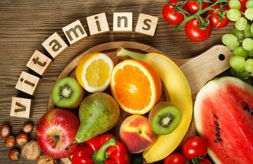 vitamins, gruits