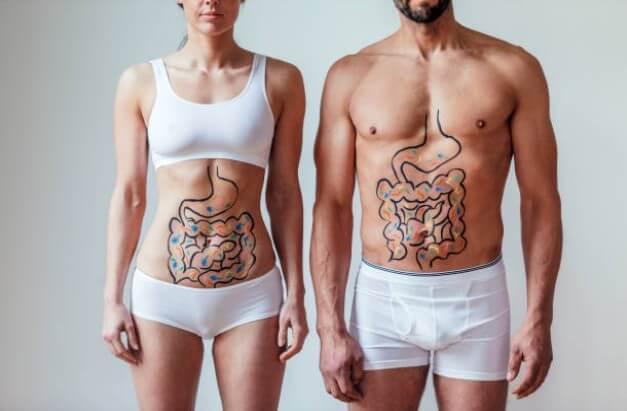 woman, man, metabolism