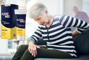 Flexomed, back pain