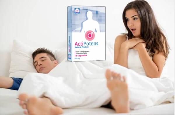 actipotens, erection