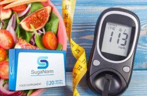 SugaNorm, blood sugar