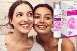 women, medutox serum, wrinkles