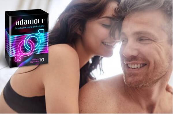 libido capsules, happy couple