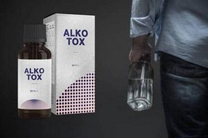 Alkotox Body-Cleansing Solution