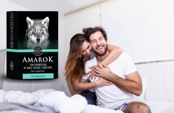 amarok capsules, libido, happy couple