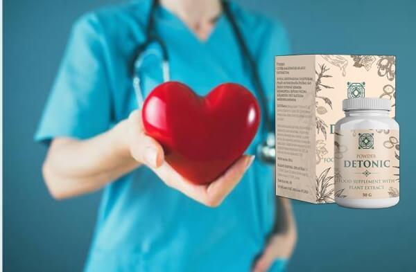healthy heart, detonic