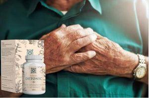 Detonic, hypertension, high blood pressure