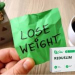 reduslim, lose weight, capsules